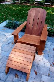 Adirondack Deck Chair Outdoor Wood Plans Download by Best 25 Craftsman Adirondack Chairs Ideas On Pinterest