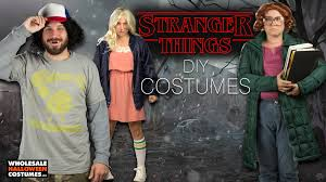 diy stranger things costumes wholesale halloween costumes blog