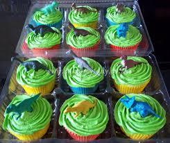 dinosaur cupcakes bake my day boys cupcakes page