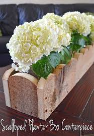 centerpiece ideas 25 best rustic wooden box centerpiece ideas and designs for 2017