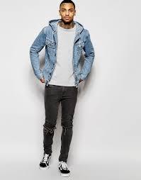 Celebrity Clothing For Men Diva Closet Rakuten Global Market Regular Fit Denim Jacket
