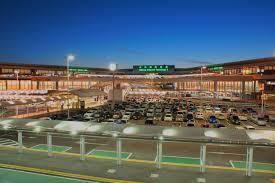 Narita Airport Map File The Night View Of Tokyo Narita Airport Terminal 1 Jpg