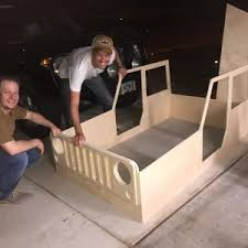 Jeep Bed Frame On The Joys Of Building A Jeep Shaped Kid U0027s Bed U2013 Woodworkers