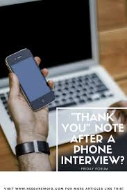 Residency Interview Thank You Letter Format 100 Thank You Letter Interview Phone A Thank You Email