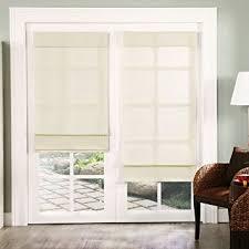 Window Fabric Amazon Com Chicology Standard Cord Lift Roman Shades Window