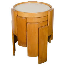 furniture home 3 stacking nesting tables coffee table opal 3