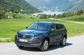 new skoda kodiaq lincoln horton
