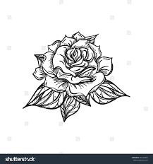 wedding flowers drawing template drawing template