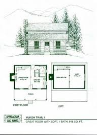 floor plans for small cottages small cabin plan with loft cabin house plans cabin and lofts