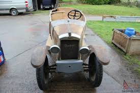 peugeot 109 for sale 1926 open tourer type 172r unfinished project