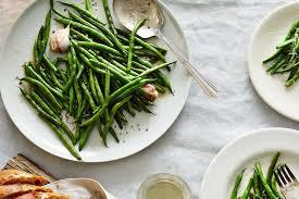 cuisine haricot vert michel richard s glazed and glistening haricots verts recipe on food52