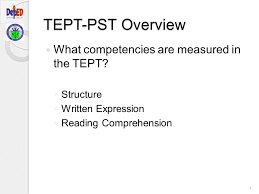 reading comprehension test ncae an overview of the test of english proficiency for teachers tept