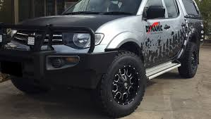 mitsubishi triton offroad dynamic wheel co