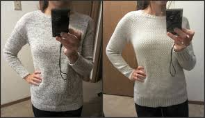 a journey in style review loft target sweaters