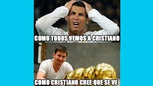 Memes De Cristiano Ronaldo - se burlan de cristiano ronaldo por declaraciones contra sus