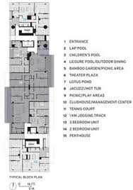 interlace floor plan the interlace by oma ctbuh award 2014