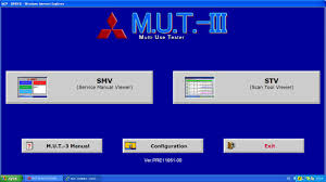 mitsubishi m u t iii ecu rewrite rom data workshop manuals