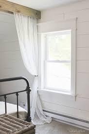 Impressive Design 7 Colonial Farmhouse Farmhouse Window Trim Love Grows Wild