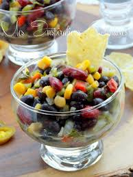 cuisiner les haricots rouges salade mexicaine aux haricots rouges le cuisine de samar