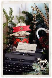 Retro Paper Christmas Decorations - old fashioned christmas decorations celebrating everyday life