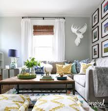 Blue Green Bathrooms On Pinterest Yellow Room by Best 25 Gray Living Rooms Ideas On Pinterest Gray Couch Decor