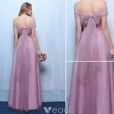 lilac dresses for weddings beautiful bridesmaid dresses 2016 the shoulder pleated lilac