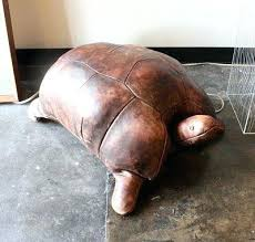 Hippo Ottoman Leather Hippo Ottoman Small Leather Hippo Ottoman Ottomans With