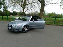 audi convertible 2006 cheap audi a4 2006 convertible for sale 2700 ono in northampton
