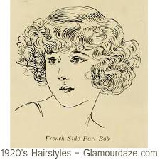 women hairstyle france 1919 1920s hairstyles 12 classic bob cuts glamourdaze