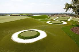 dave pelz builds the world u0027s greatest backyard golf journal by