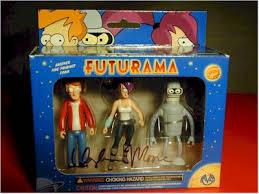 futurama ornaments from mac
