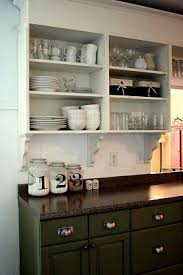 No Cabinet Kitchen Best 25 Open Cabinets Ideas On Pinterest Open Kitchen Cabinets