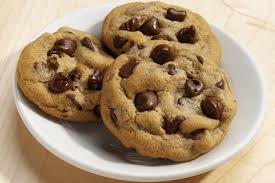 chocolate chip cookies with pecans or walnuts