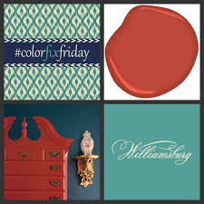 celebrate colorfixfriday with cw 315 cornwallis red u0026 the amazing