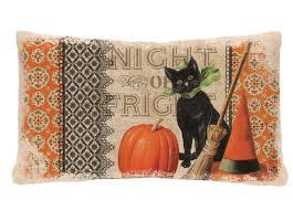 halloween lace curtains heritage lace victorian halloween lumbar pillow u0026 reviews wayfair