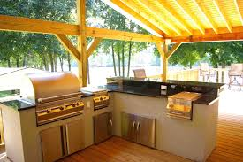 Outdoor Kitchen Cabinets Enclosed Outdoor Kitchens U2013 Imbundle Co