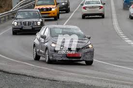 nissan micra india 2017 nissan micra spotted spyshots news gallery top speed india