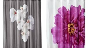 Dollar Tree Curtains Shower How To Make Any Curtain Into A Shower Curtain Beautiful