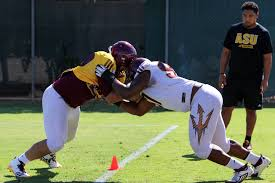 asu football young wave of defensive lineman ready to break