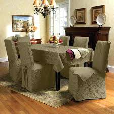 dining seat covers dining chairs covers leaf pattern dining chair slipcovers online