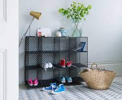 mish mesh shelves industrial wire bookcase loaf