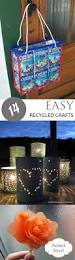 14 easy recycled crafts diy crafts projects pinterest kids