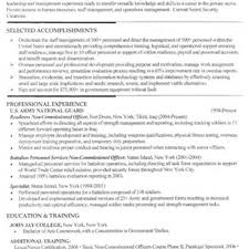 Us Army Resume Resume Writing Service 2014 Military