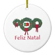 portuguese flag tree decorations ornaments zazzle co uk