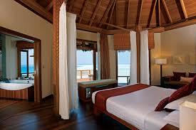 chambre sur pilotis maldives hôtel baros maldives 5 maldives réservation photos descriptif