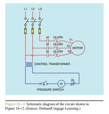 basic control circuits three wire control circuits electric