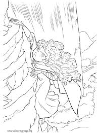 Disney Movie Coloring Pages Kids Coloring Disney Brave Coloring Pages