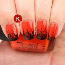 best 25 flame nail art ideas on pinterest rock nails fun nails