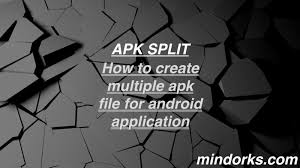 create apk how to create apk files for android application