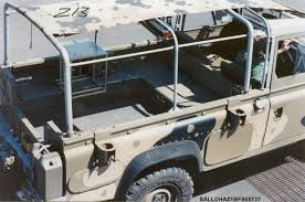 land rover australian perentie 110 fitted for radio ffr remlr